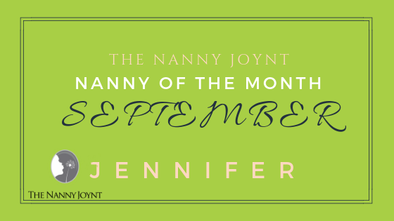 September Nanny of the month